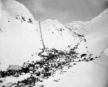 ChilkootPass GoldenStairs2 by Murdock, G.G.