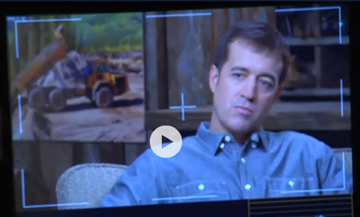 Christo Doyle, Producer of Discovery's Gold Rush (Screen Cap)
