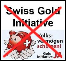 The Swiss vote 'No' – but there are good reasons to own gold